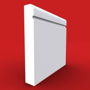 bullnose c grooved skirting boards