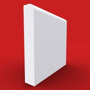 bullnose skirting board profile