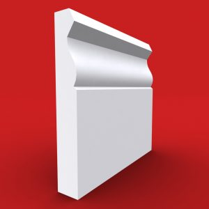 europa ogee skirting board