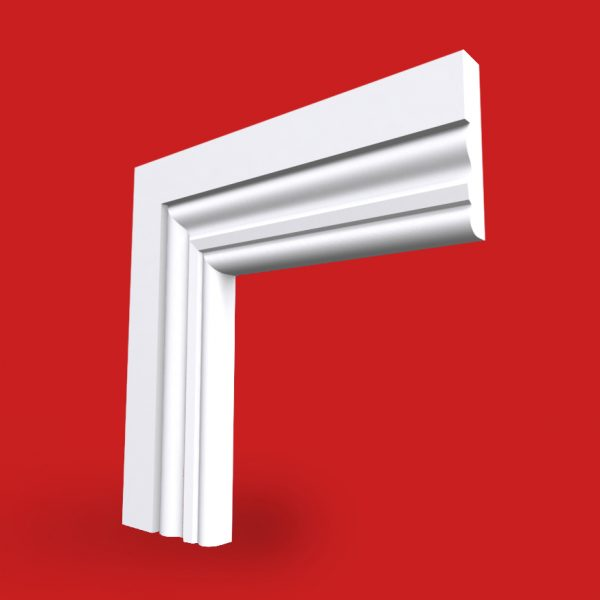 kings architrave profile